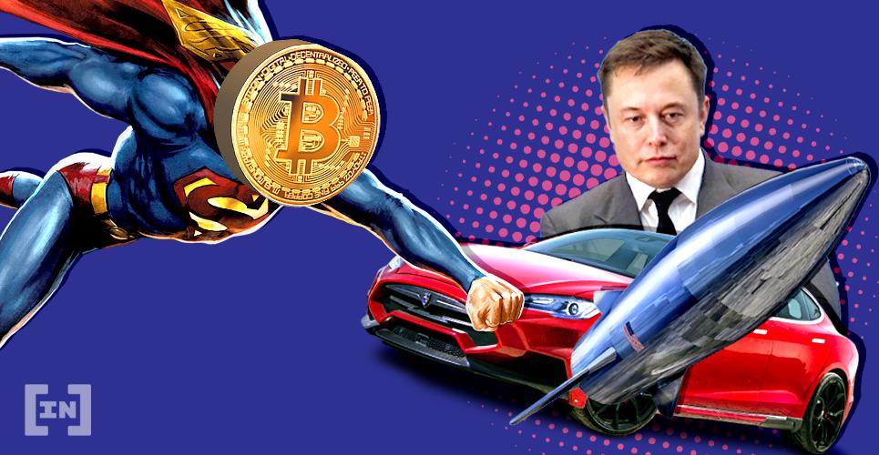 Elon Musk BeInCrypto Kryptowährungen to the Moon