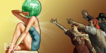 Tether (USDT) überschreitet in aller Stille die $6 Milliarden Marke
