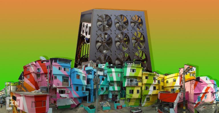 Mining via NFTs: Ein Bild von BeInCrypto.com