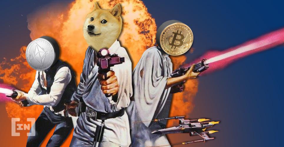 Dogecoin Price Bitcoin Ethereum