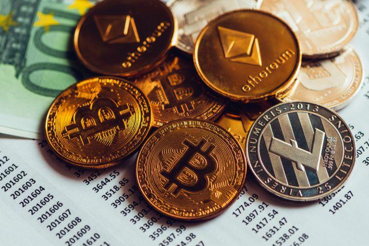 Die Kryptowährungen.