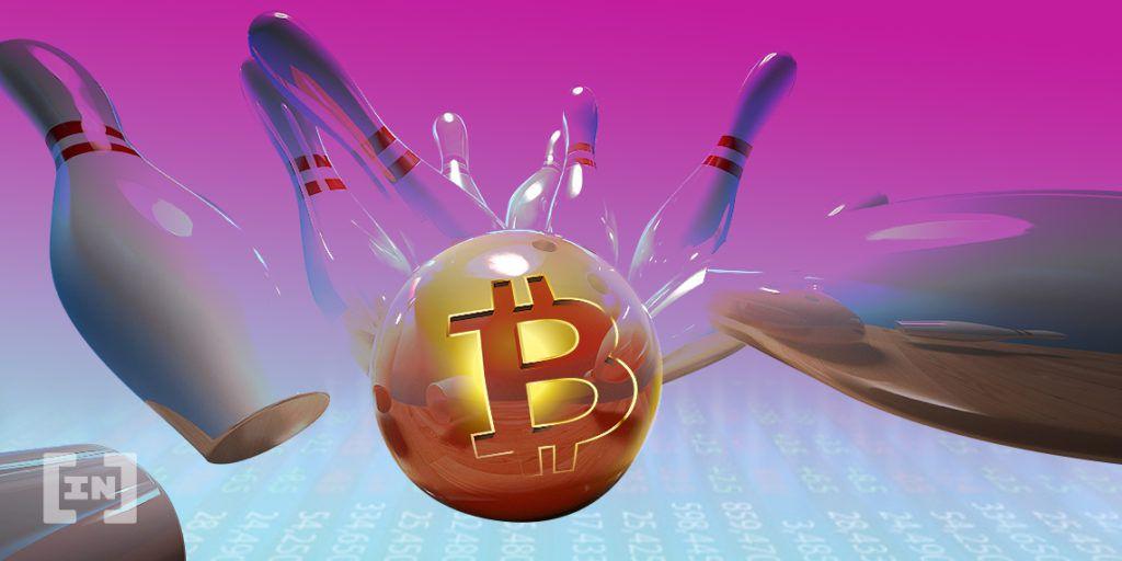 Der Bitcoin.