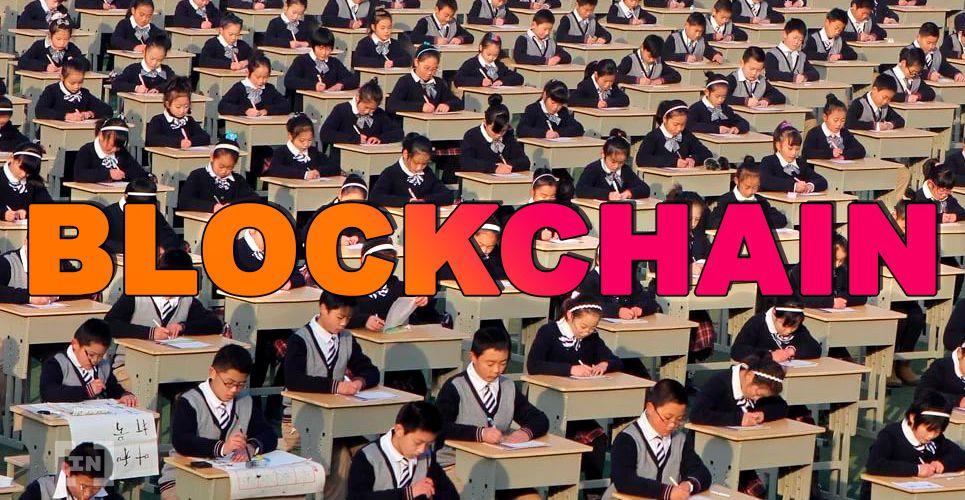 Die Blockchain Technologie.