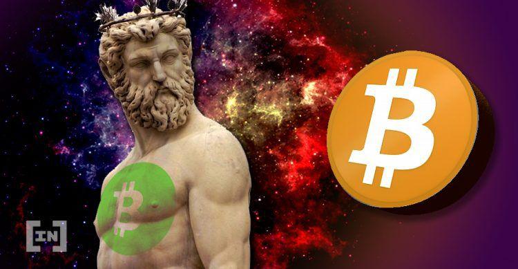 Bitcoin Cash.