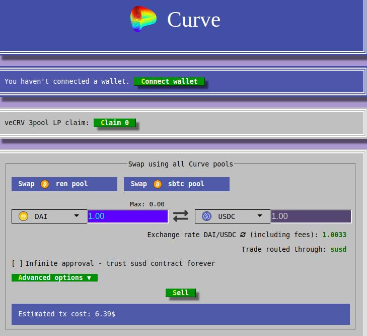 Source: Curve