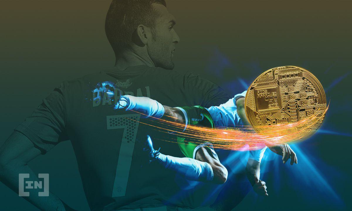 Erster spanischer Krypto-Fußball-Deal abgeschlossen