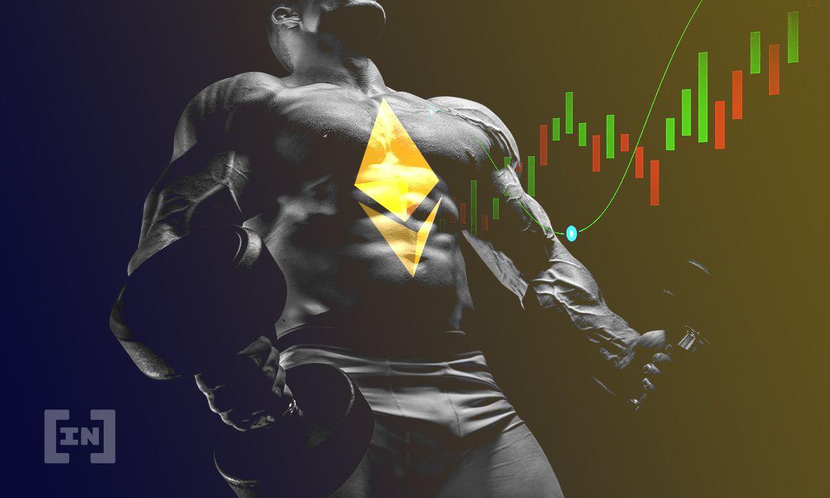 Ethereum-Handelsvolumen steigt parabolisch an und erreicht neues Allzeithoch
