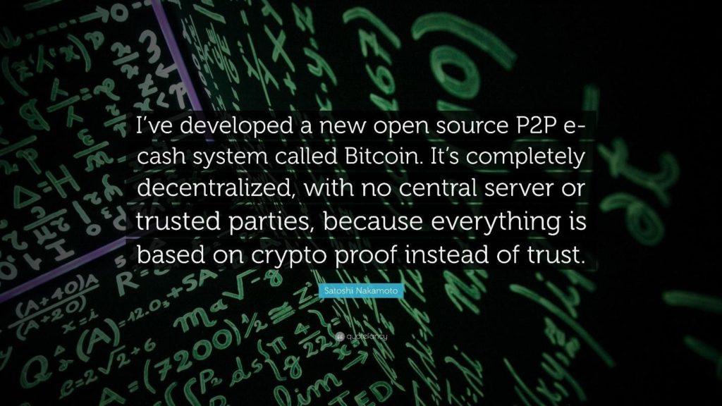 Bitcoin Mining Satoshi