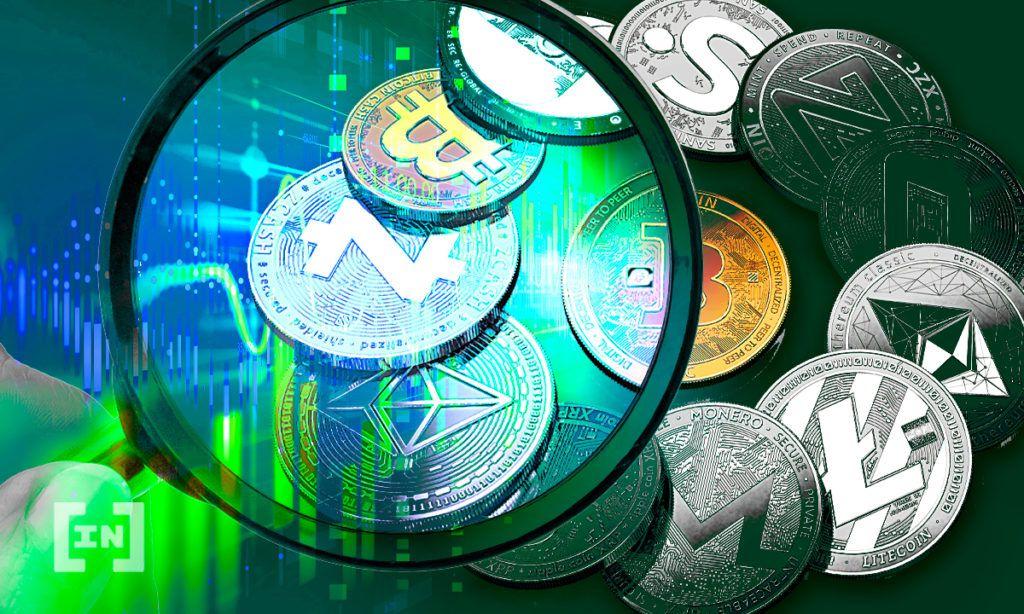 Altcoin-Sammlung Ein Bild von BeInCrypto