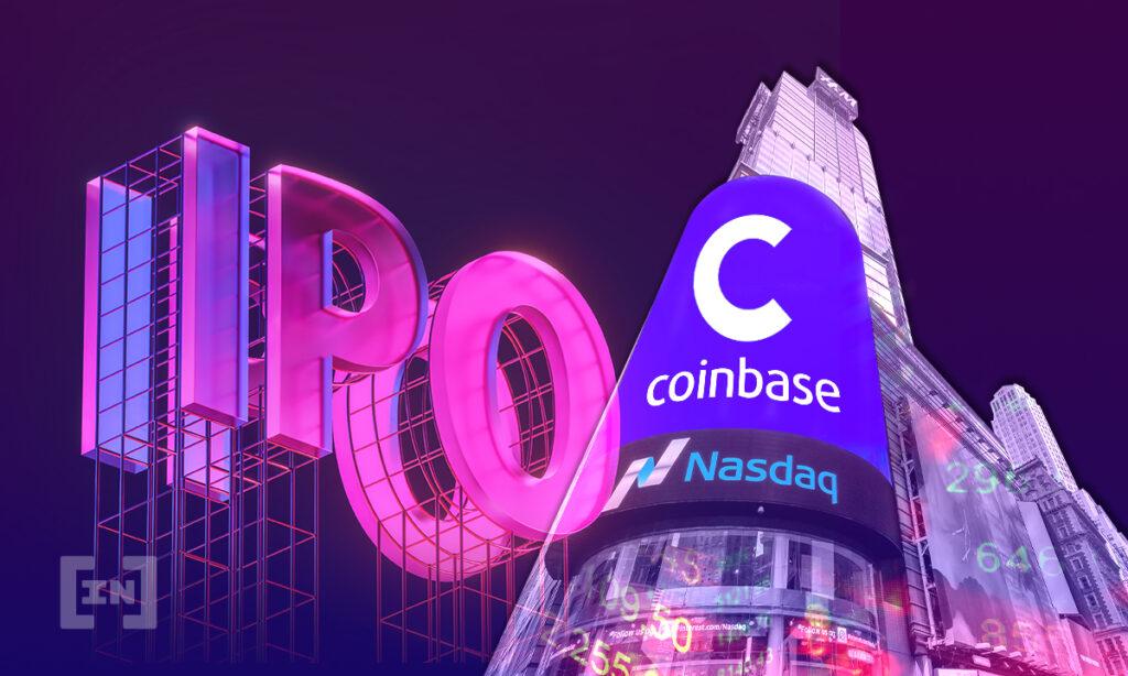 Coinbase Börsengang: Ein Bild von BeInCrypto.com