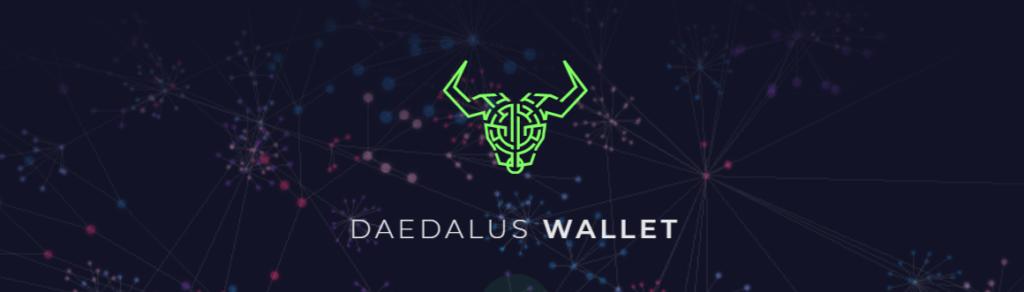 Daedalus Wallet für Cardano