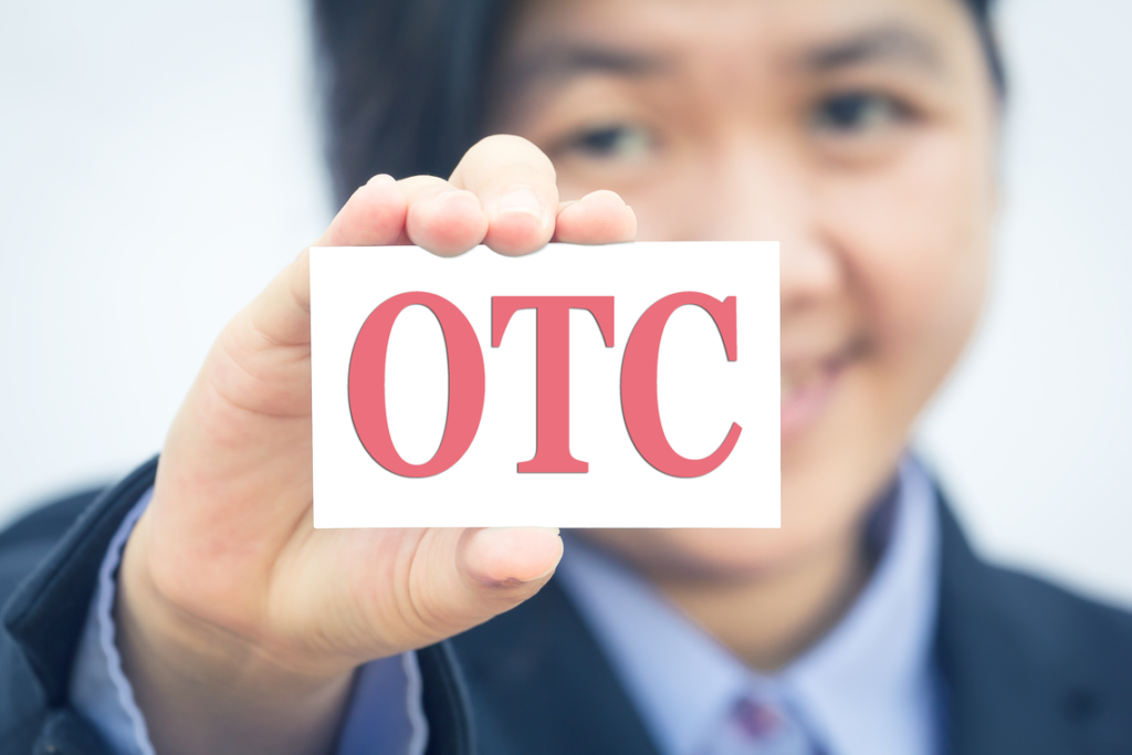 Crypto OTC: Ein Bild von Shutterstock