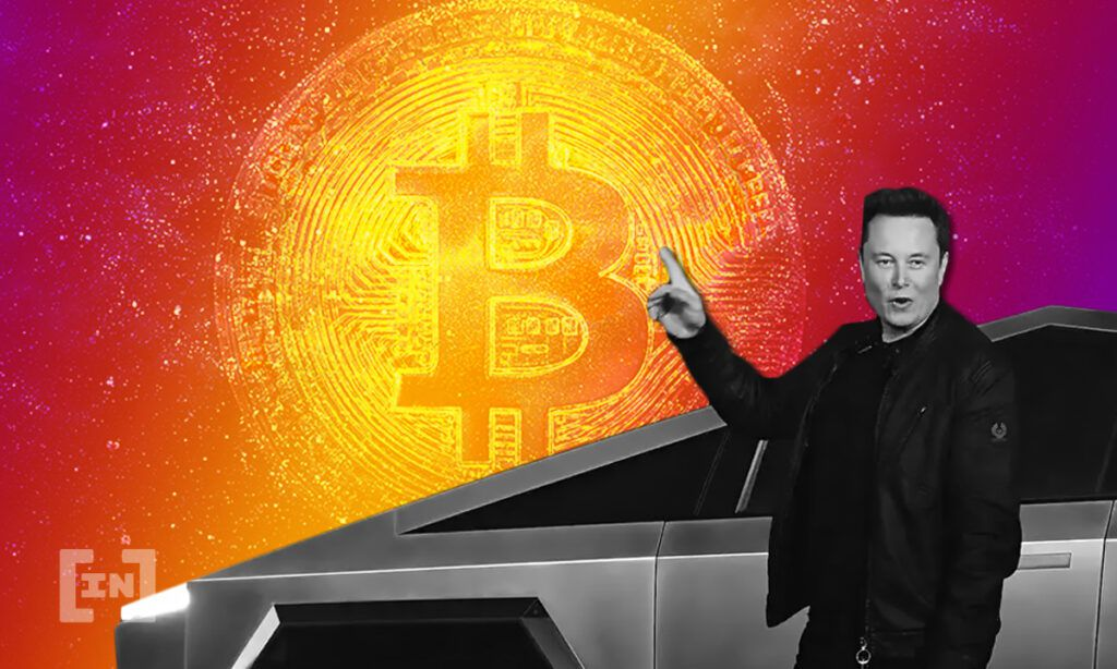 Tesla Bitcoin Elon Musk