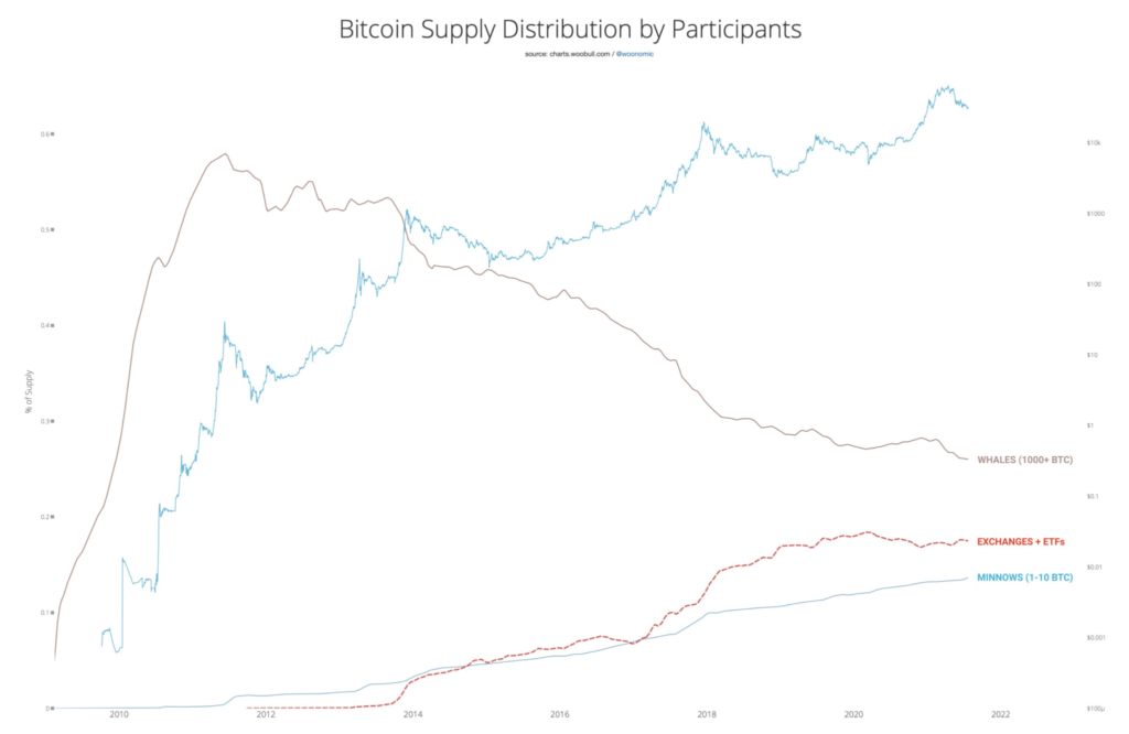 Bitcoin Supply_distribution_Willy_Woo-